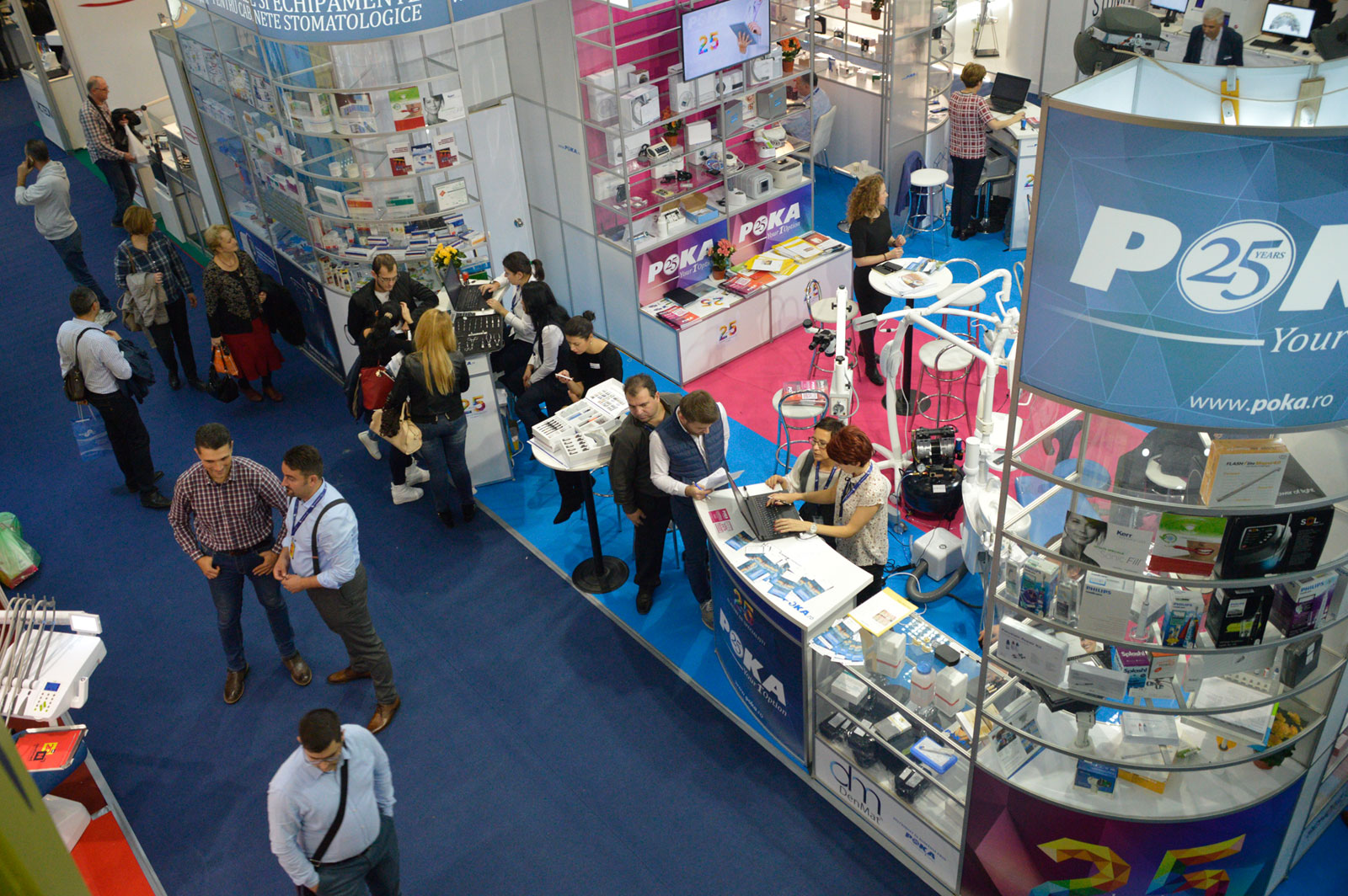 DENTA II – cel mai vizibil eveniment pentru industria stomatologică din România.